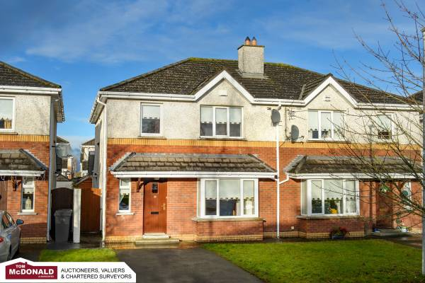 26 Shandra Woods, Portarlington, Co. Offaly.