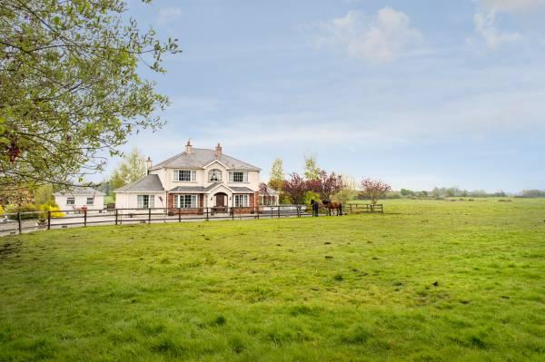 Residence on 9 acres, Kilmullen, Portarlington, Co Laois