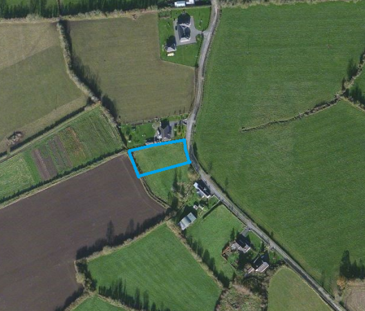 1 Acre Site, Excellent Road Frontage, for sale subject to PP