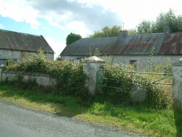 Site with Planning Permission at Cloneyquin