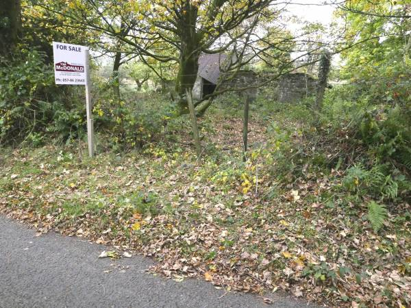 10 Acres of Land with Derelict Cottage, Kinnity, Co. Offaly.